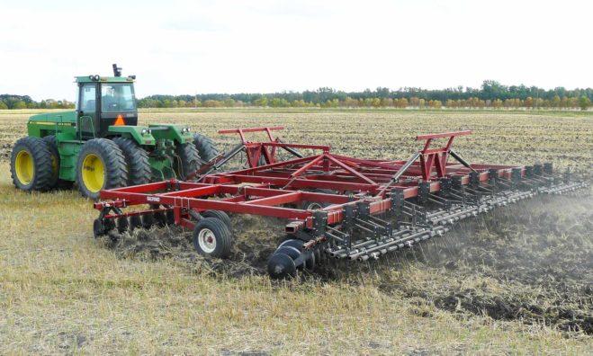 Традиционная почвообработка
