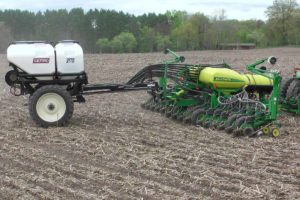 Аппликатор семян и удобрений Valmar ST-10