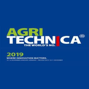Salford на Agritechnika 2019